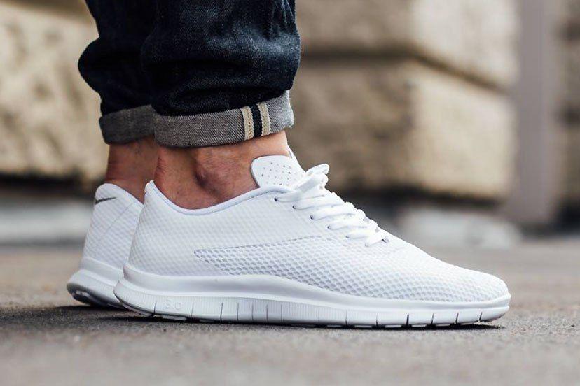 brand new 1ac78 a09c5 Nike Free Hypervenom Low  All-White