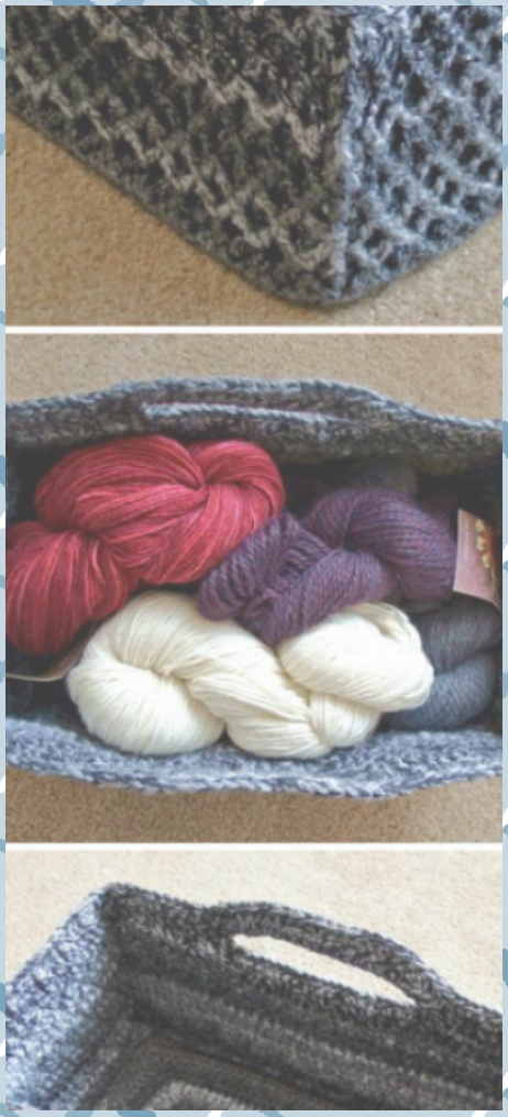 Photo of 10 Free Crochet Basket Patterns for Beginners – Crochet – Crochet