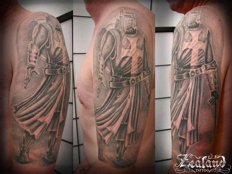 medieval knight tattoos designs - Google Search