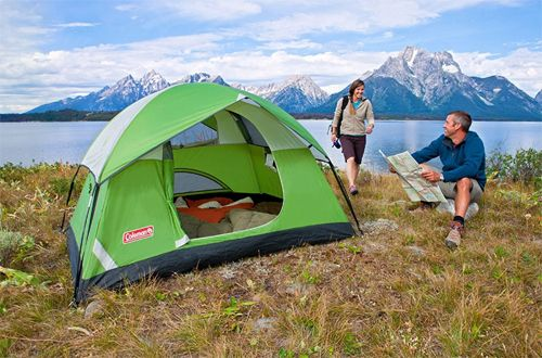 Backpack tent & One of the best backpacking tent - Sundome 2 Person Tent http ...