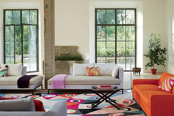 25 Stunning Homes of Fashion Designers | Acre, Interiors and ...