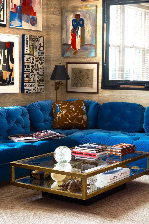 15 Living Room Lighting Ideas That Instantly Brighten Things Up Living Room Lighting Family Room Family Room Design