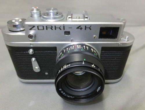 Zorki-4K-with-Jupiter-8-50mm-f2-Lens | Foto
