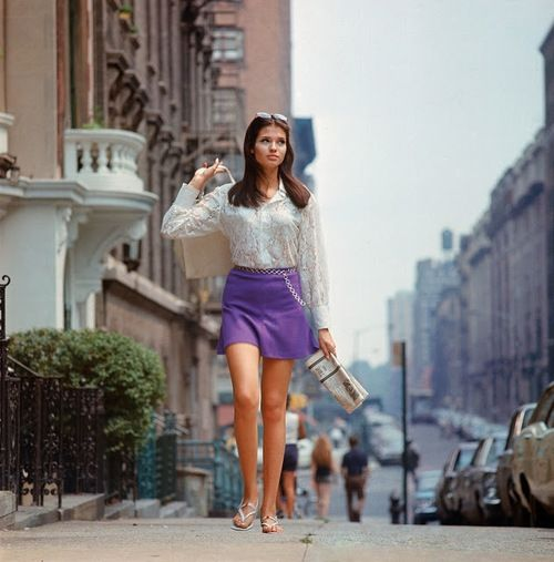 Beautiful Photos of New York City in The Summer of 1969
