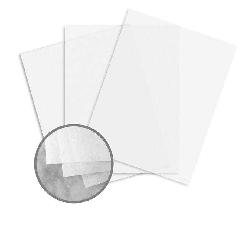 Paper Store 24 7 Onion Skin White Paper 8 1 2 X 11 In 9 Lb Bond