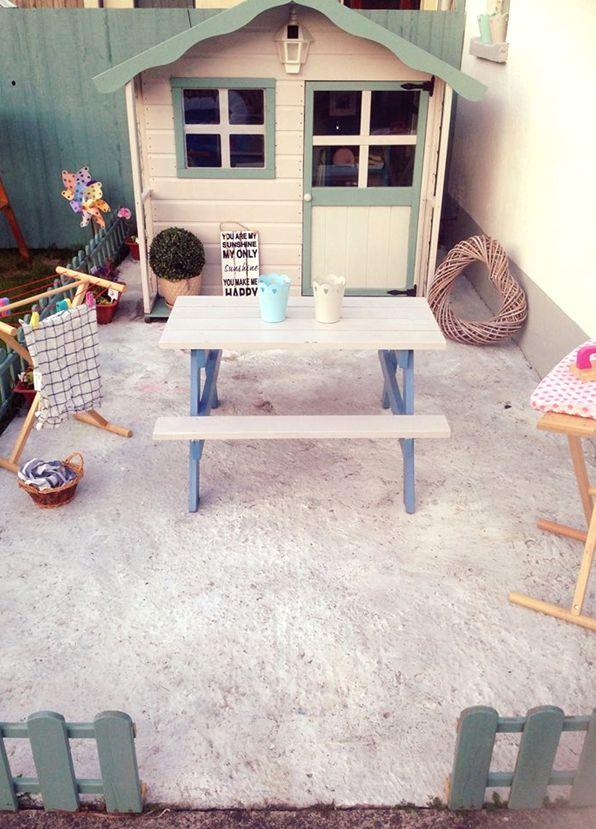 5 X 5 Waltons Honeypot Poppy Apex Wooden Playhouse