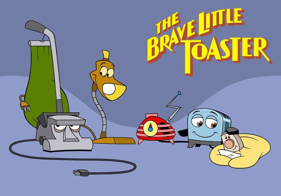 The Toaster Crew by TornadoWeirdo.deviantart.com on @DeviantArt
