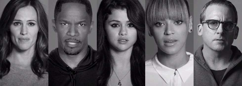 Celebrities Demand A Plan To End Gun Violence You Should Too.
