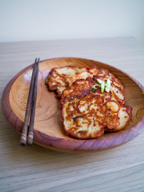 Vegan bindaetteok korean mung bean pancakes www vegan bindaetteok korean mung bean pancakes discoverdelicious forumfinder Image collections