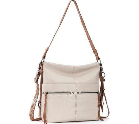 be5411088 The SAK Women's Ashland Leather Bucket Bag, Grey in 2019 | ne ...