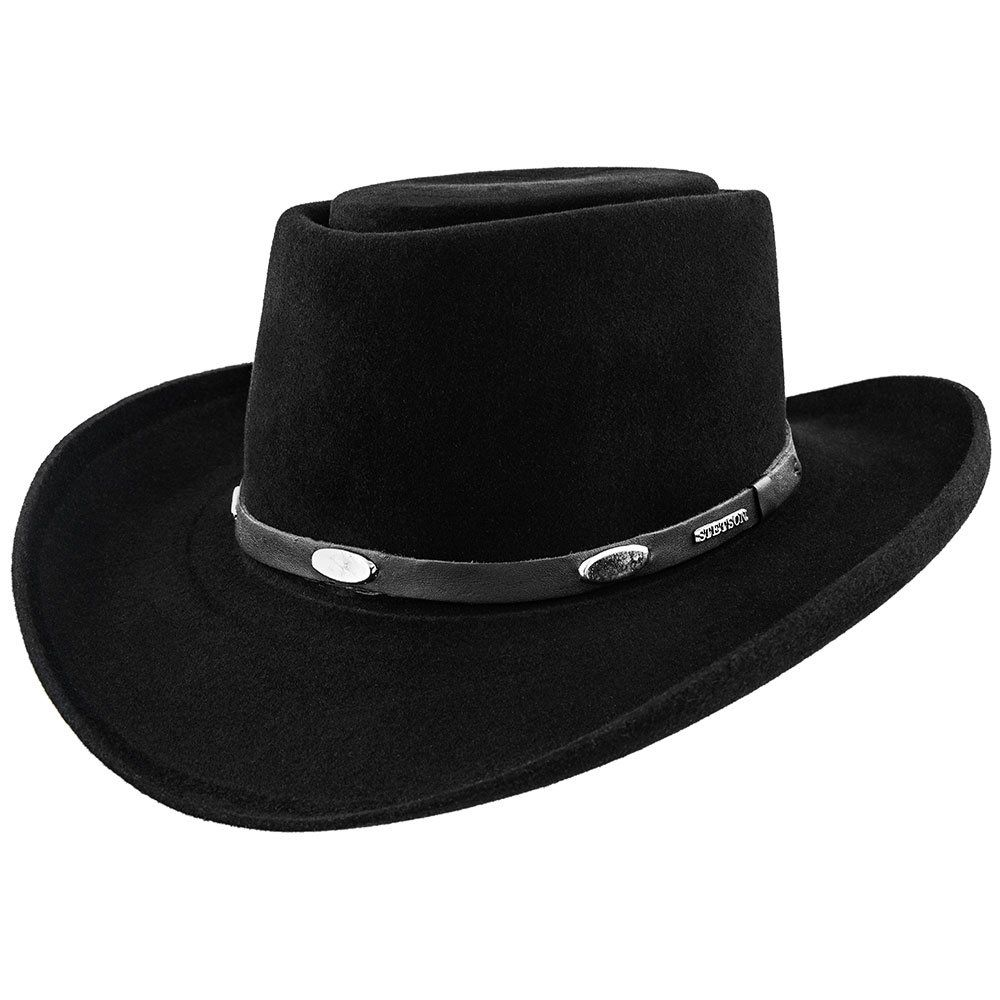 b6677033164 Royal Flush - Stetson Fur Felt Gambler Hat - SFRYFL in 2019 ...
