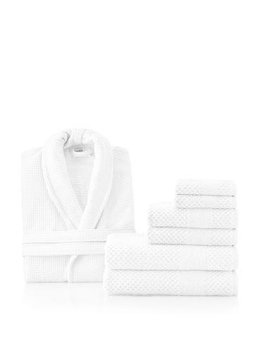 68% OFF Chortex Robe and Towel Set #home #Home