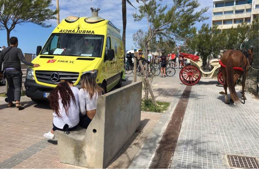 Unfall Mallorca Heute