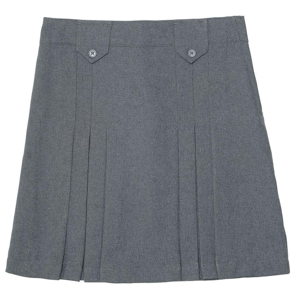 5a8b71514a Grey Pleated School Skirt Size 16