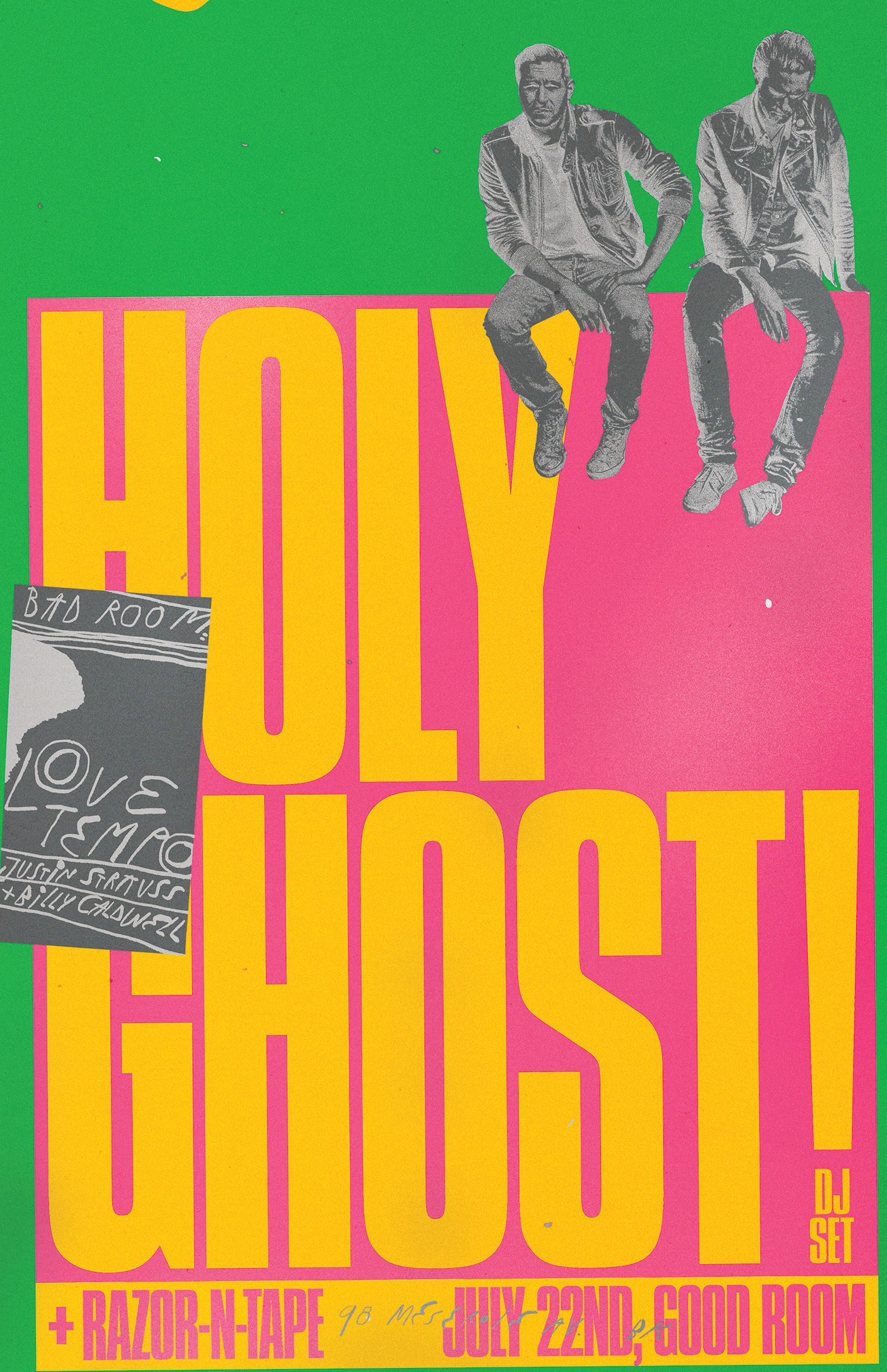 Holy Ghost Braulio Amado Graphic Design Posters Graphic Design Inspiration Typographic Poster