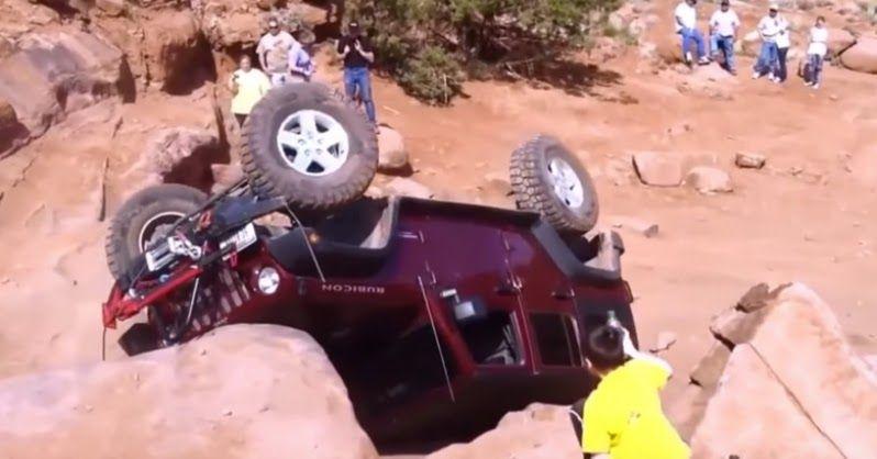 Jeep Fails