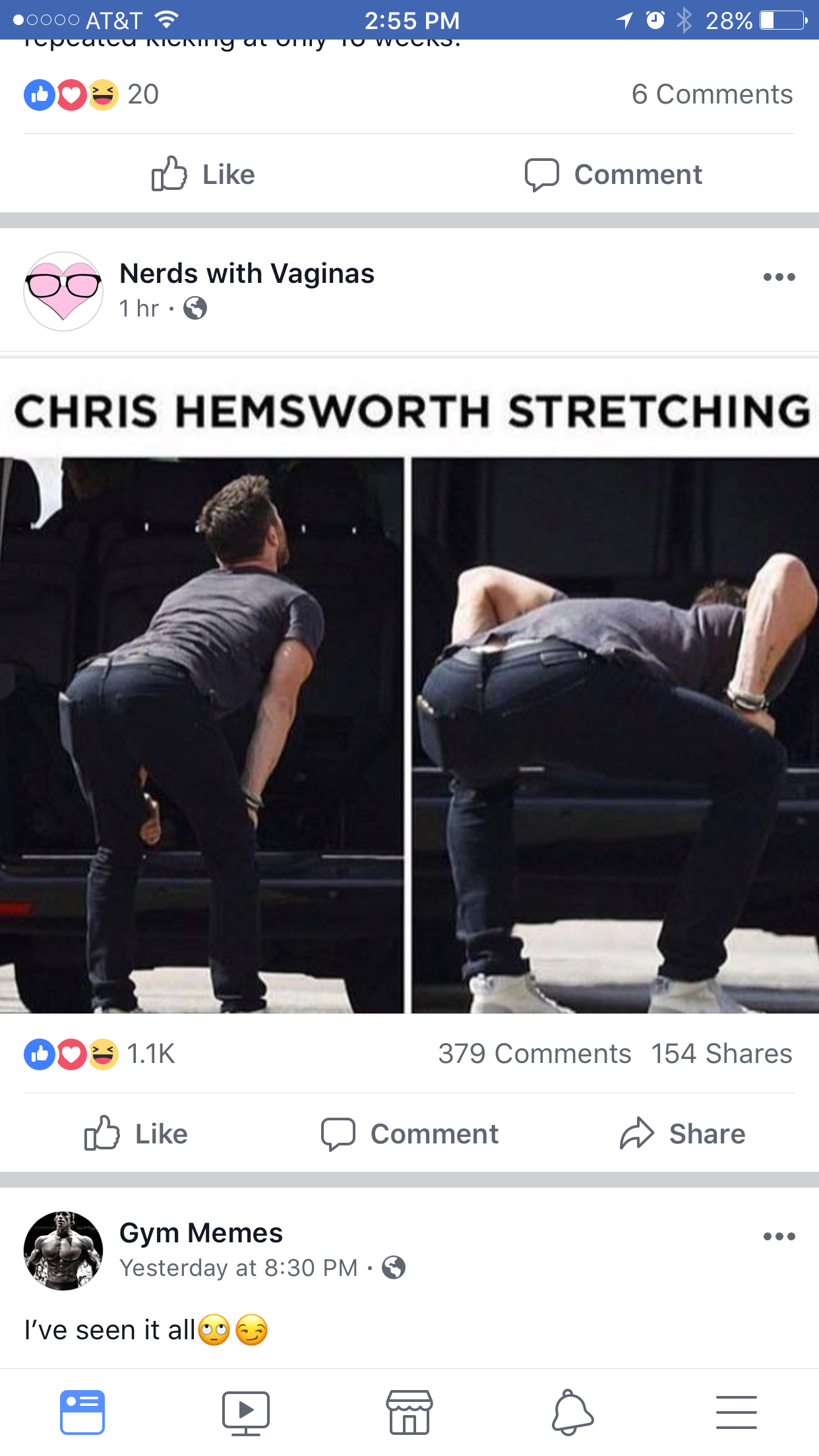 Pin by Jennifer De Ranieri on Funny | Chris hemsworth, Gym ...