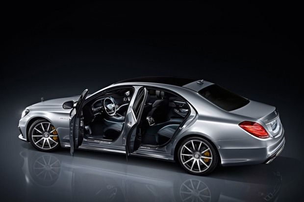 2014 Mercedes-Benz S63 AMG 4Matic: First Look