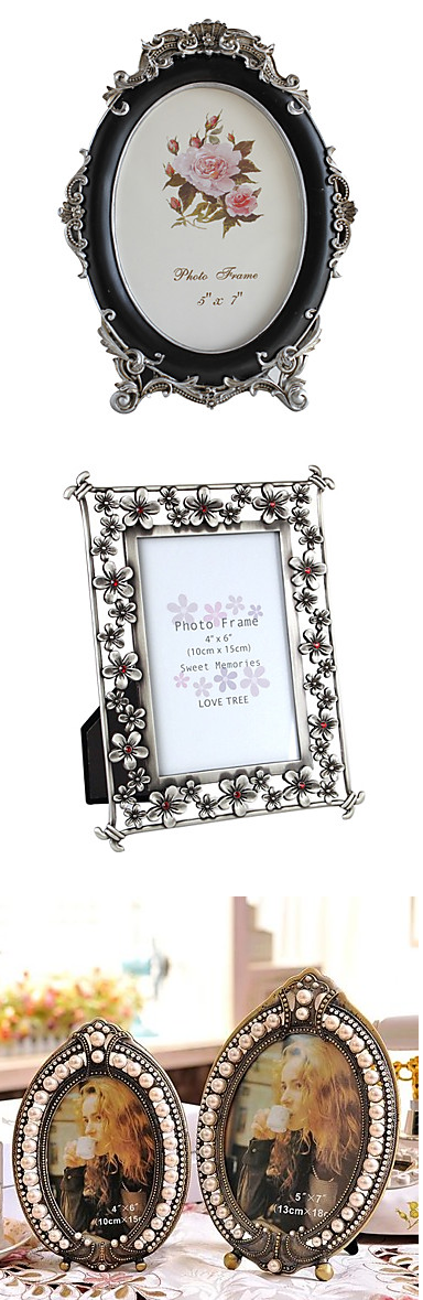 Keep the memories! Get these metal photo frames for Mother's day! Click on the picture to see more!