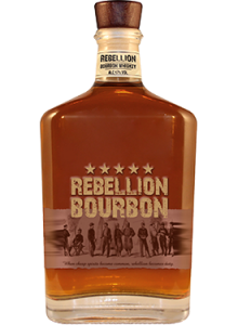Rebellion Bourbon Whiskey. Aged for a minimum of six years, each bottle of Rebellion Kentucky Straight #Bourbon #Whiskey is numbered and bottled by hand.   @Caskers