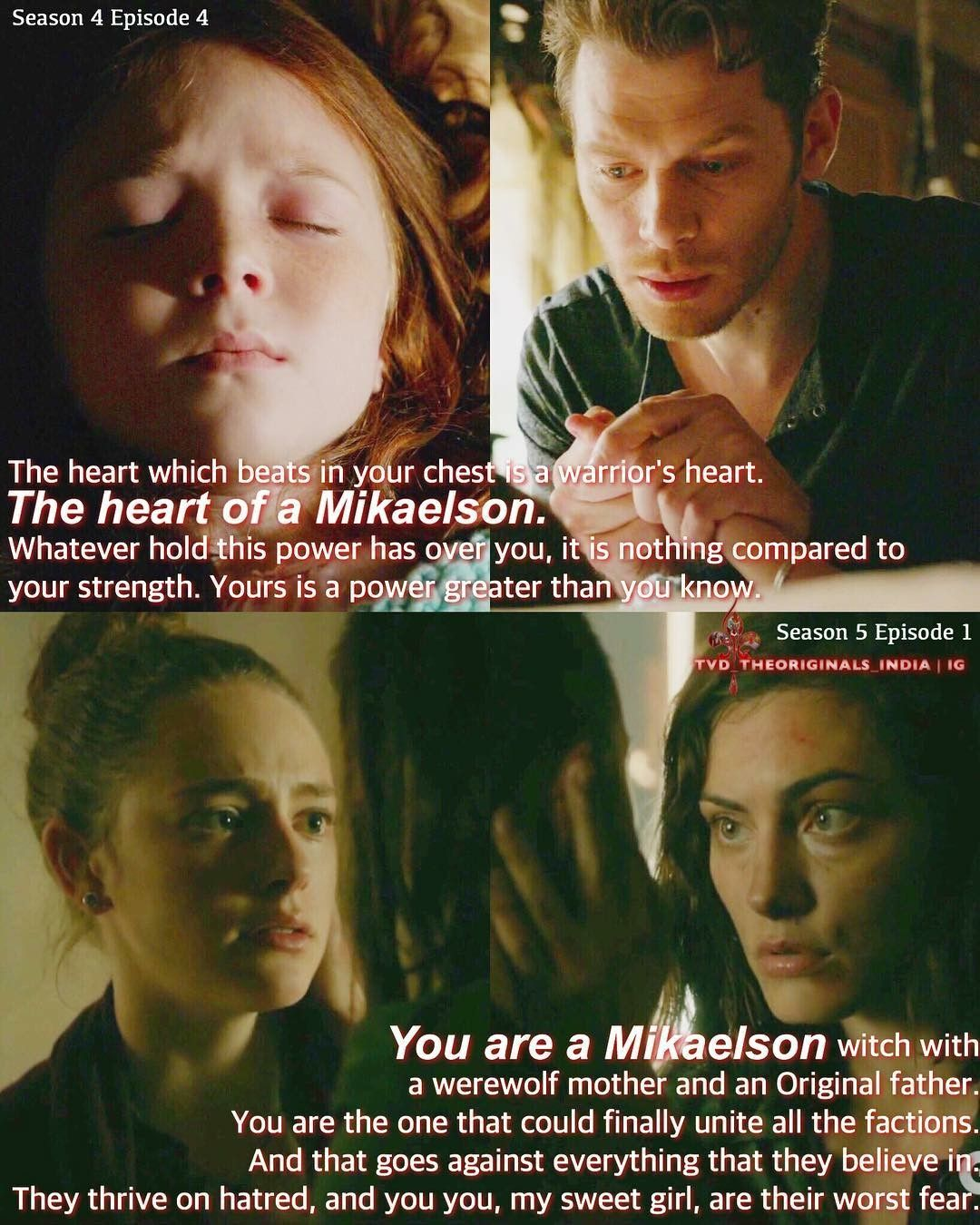 The Originals Quotes : originals, quotes, TheOriginals, 4x04|5x06, Mikaelson