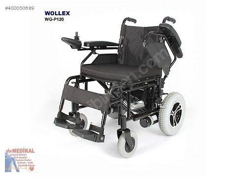 İkinci El ve Sıfır Alışveriş / Medikal Ürünler / Tekerlekli Sandalye / Akülü