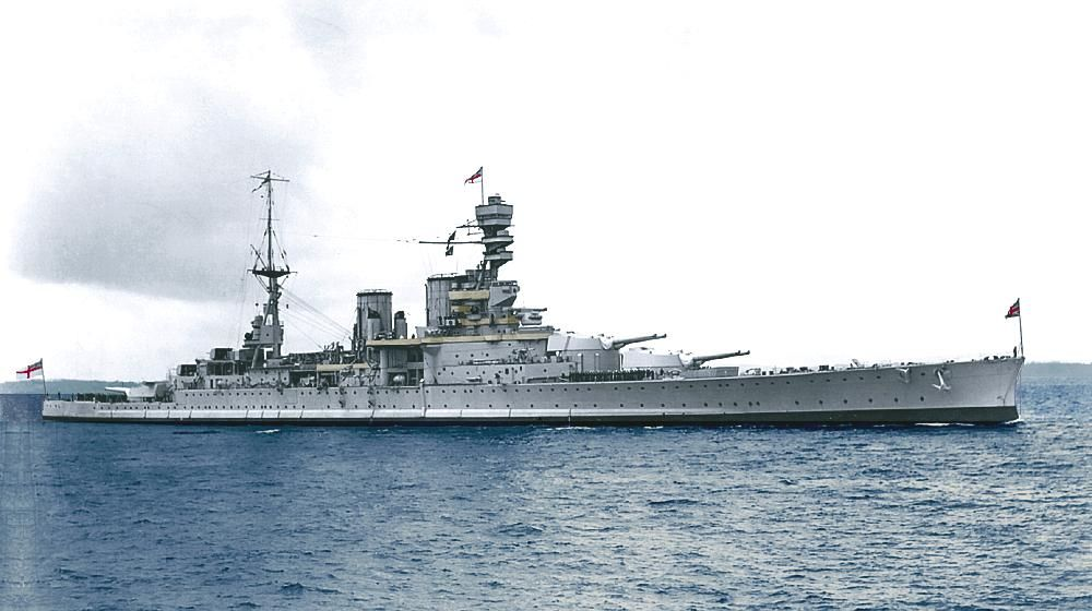 Image result for hms renown