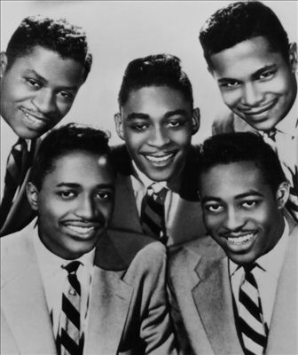 The Moonglows…. Over And Over Again…. (1956)