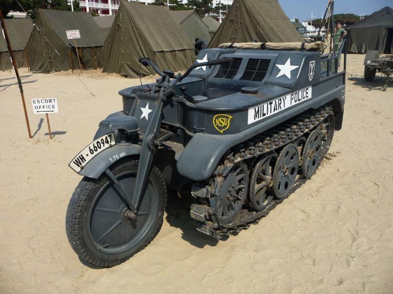 nsu prise aux allemands ww2 pinterest allemand vehicule et deuxi me guerre mondiale. Black Bedroom Furniture Sets. Home Design Ideas