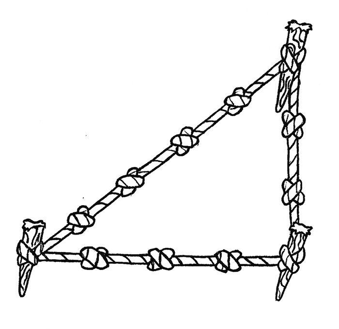 3de Ljr Stelling Van Pythagoras On Pinterest Pythagorean