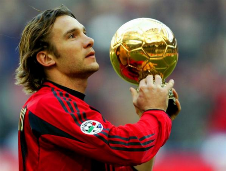 29/9/1976: Happy birthday to Milan legend Andriy Shevchenko who is 38 today. He netted 48 goals in 100 Champions League matches.