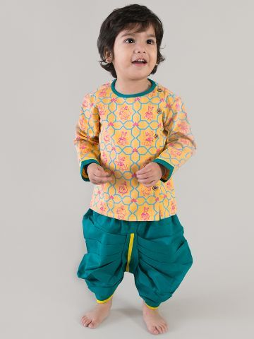 Buy Indian Wear Traditional Dhoti Kurta Sets For Infant