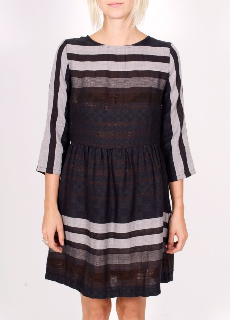 Ace & Jig Obsidian Chalet Dress | Life:Curated