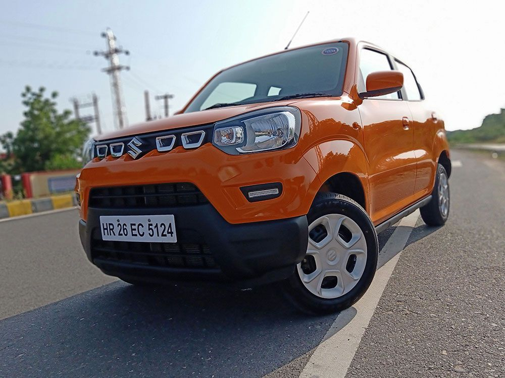 Maruti S Presso Review SUV like hatch under 5 Lakhs