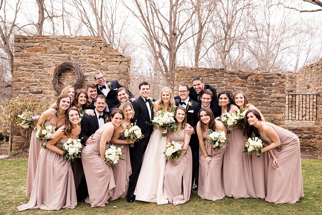 Wedding Preview  Alexis  Thomas - Image Property of www.j-dphoto.com #weddingparty #bridalparty