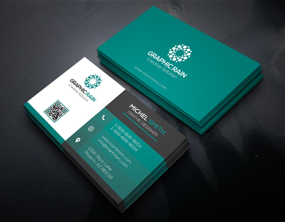 Psd Business Card Template On Behance For Psd Name Card Template 10 Profe Calling Card Template Business Card Template Psd Business Cards Creative Templates