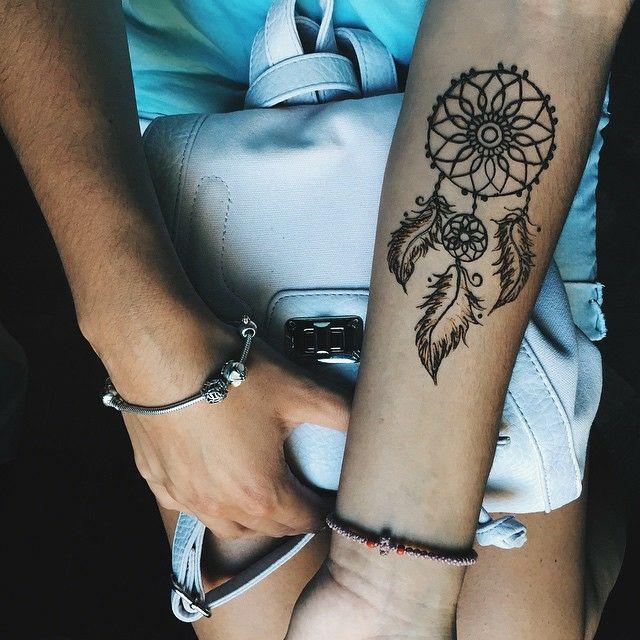 1001 id es de tatouage attrape r ve symbolique tatouages attrape r ves tenues bleues et - Symbolique des tatouages ...
