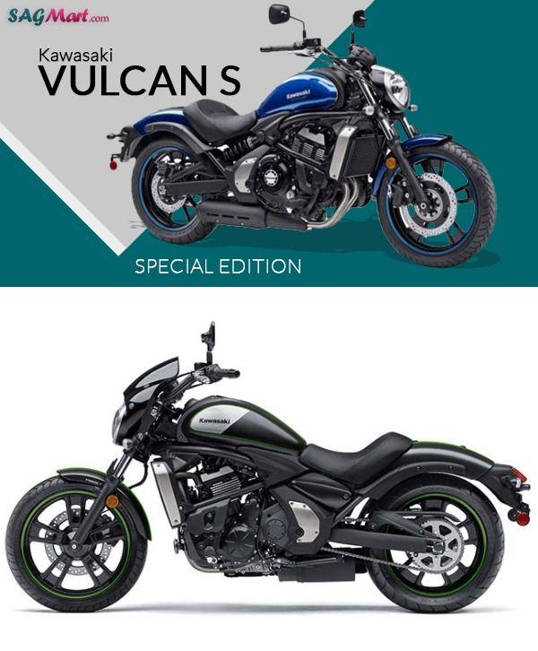 Kawasaki Unveils Special Edition Of Vulcan S Models Kawasaki