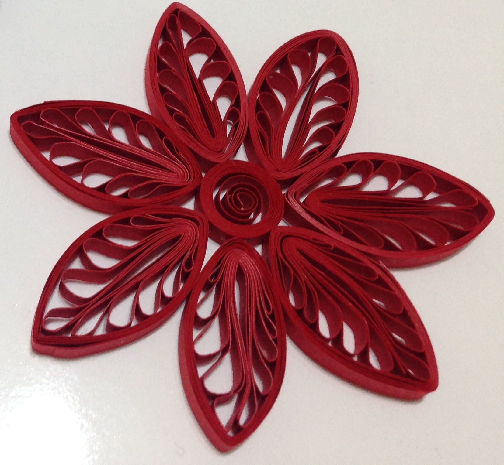 Quilling Flowers Using A Hair Comb Quilling Pinterest