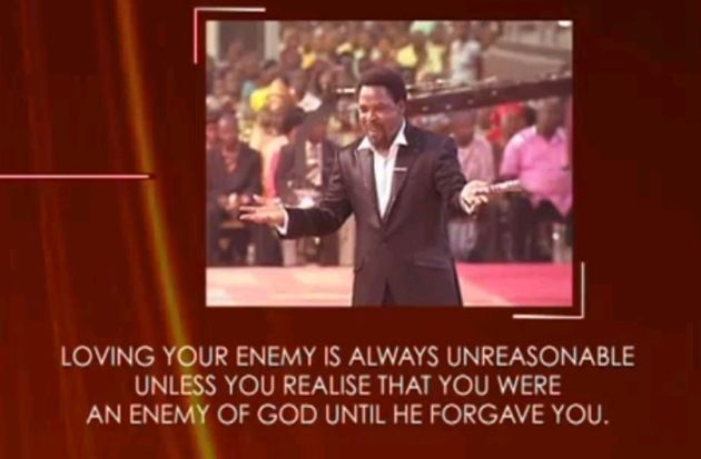 tb joshua anointing sticker download - Google Search | TB Joshua