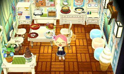 Animal Crossing Decor Ideas Animal Crossing Animal Crossing Qr Happy Home Designer