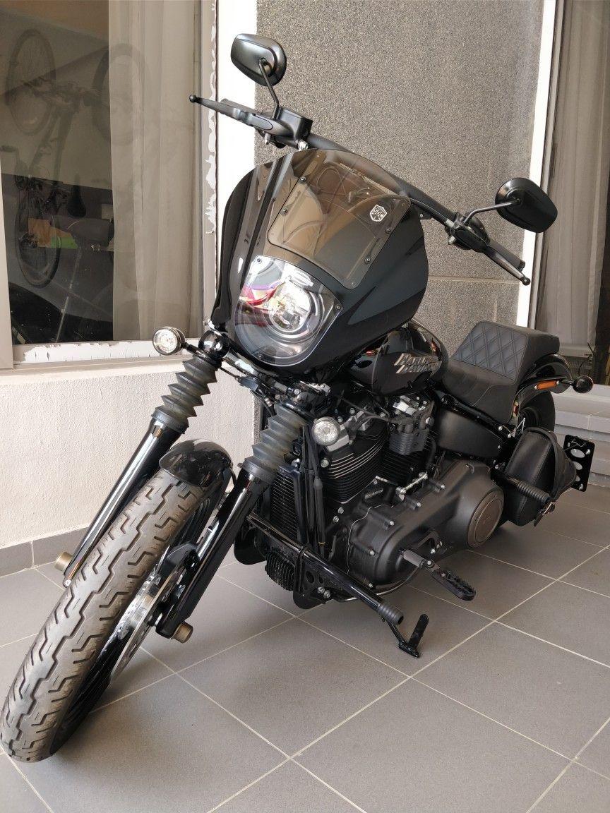 2018 street bob fxbb club style motorcycles harley. Black Bedroom Furniture Sets. Home Design Ideas