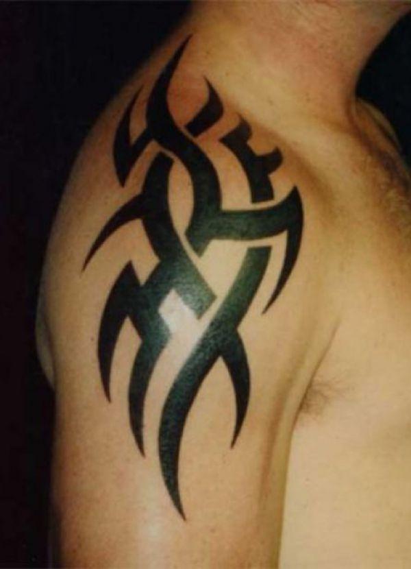Tribal Muster Tattoo Fur Den Oberarm Cool Tattoos Pinterest