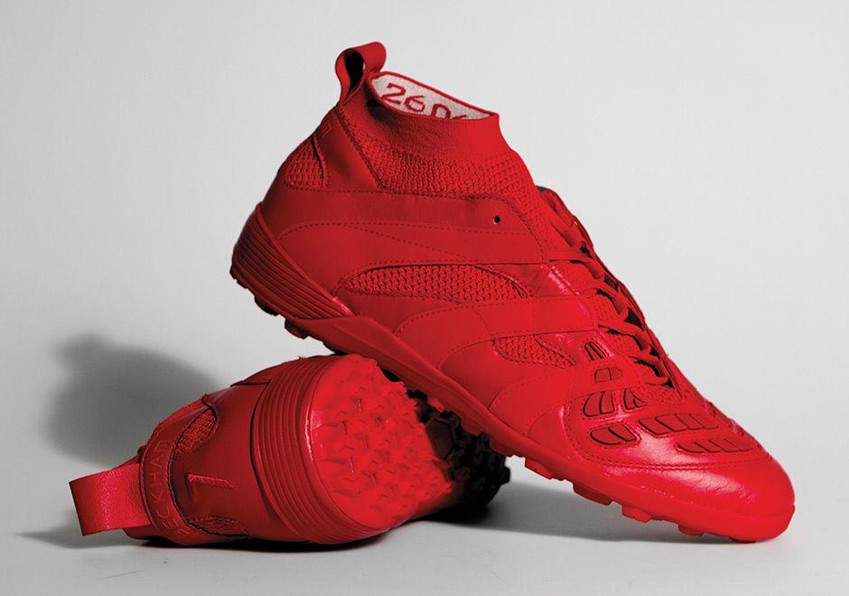timeless design 11e3d aedc2 David Beckham adidas Predator Accelerator Pack   SneakerNews.com
