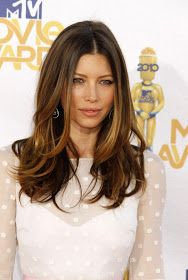 Jessica Biel Hairstyle Ideas for Girls