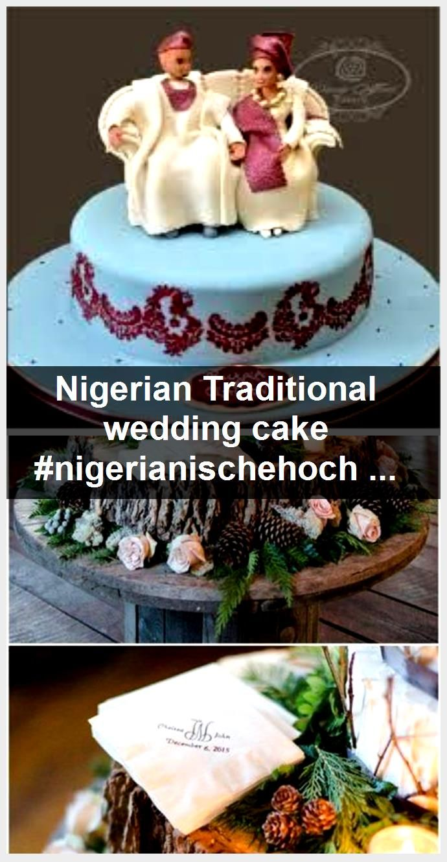Nigerian Traditional wedding cake #nigerianischehochzeit Nigerian Traditional we...,  #cake #... #nigerianischehochzeit