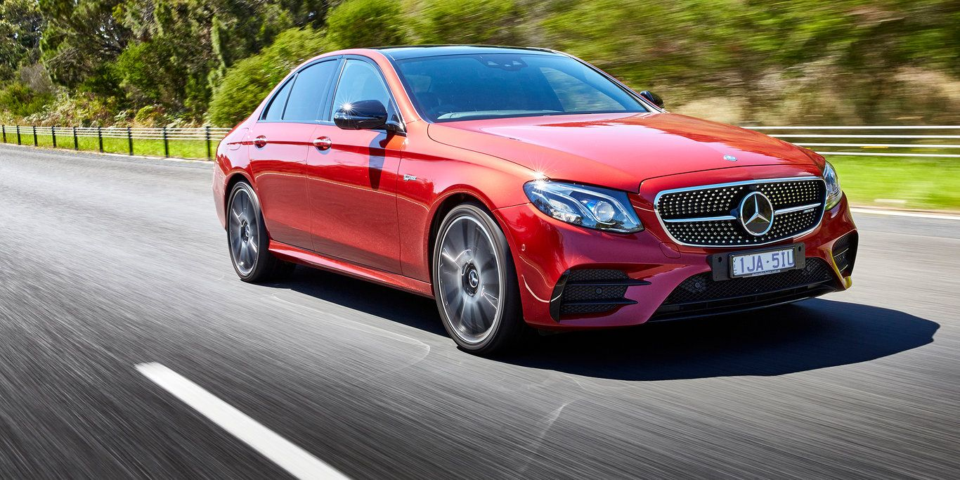 2017 Mercedes Amg E43 4matic Review Caradvice Mercedes Amg