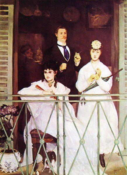 Il balcone di Edouard (con immagini)