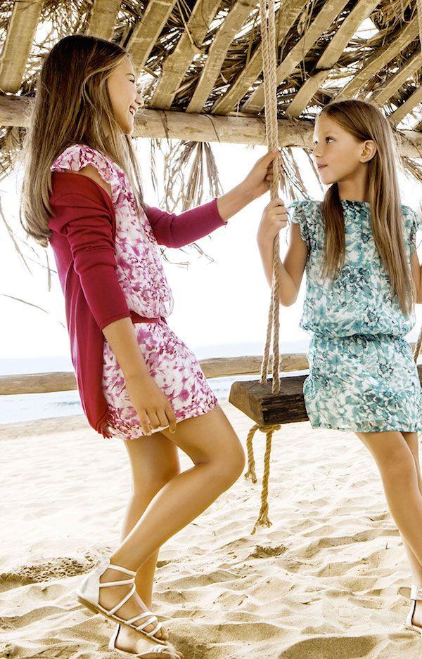 Liu Jo Junior, una colección de moda para niñas y ...