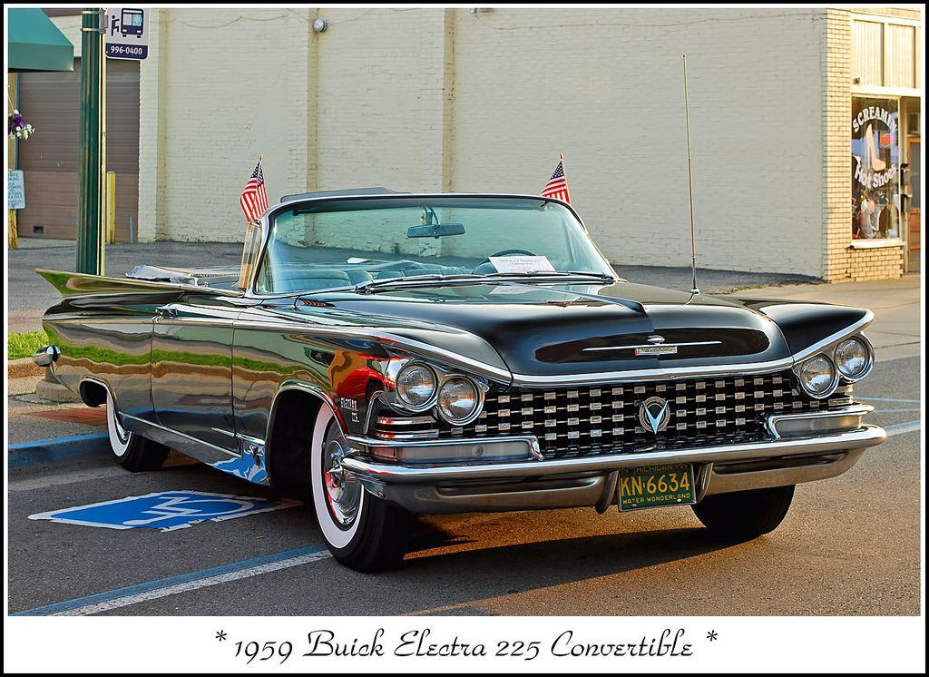 1959 Buick Electra 225 Buick Electra Electra 225 Classic Cars Trucks